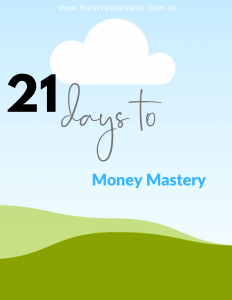 21 days to money mastery